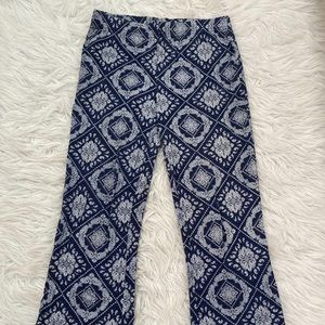 Forever 21 wide leg pants